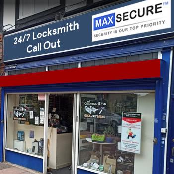 Locksmith store in Mill Hill